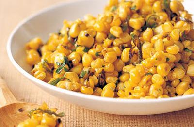 Corn Recipes Indian