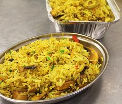 Indian Mushroom Recipe
