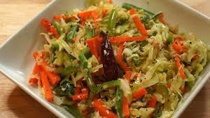 Indian vegetables recipe