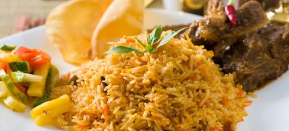 food recipes in Hindi Biryani Rice